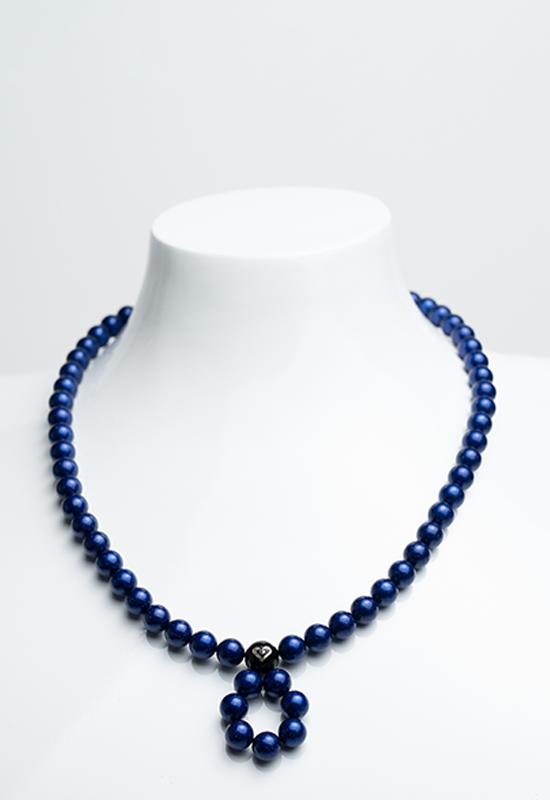 慈能灸石稀土养生链·宝石蓝
